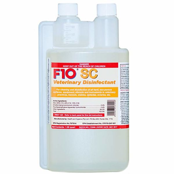 F10SC Disinfectant